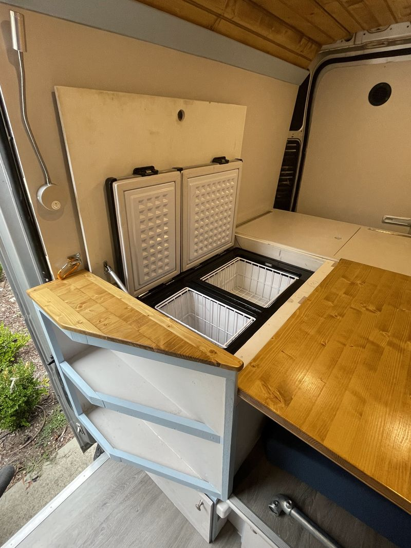 Picture 6/16 of a DIY Promaster Conversion for sale in Durham, North Carolina