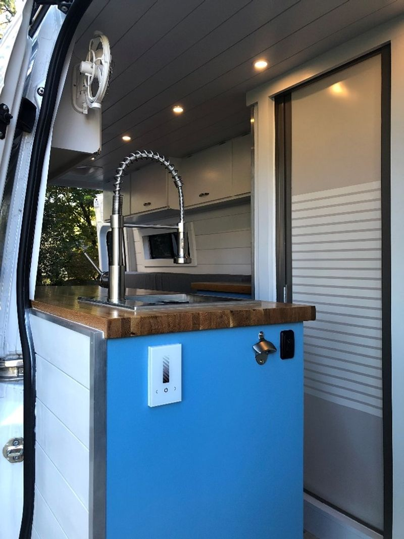 Picture 6/16 of a 2019 Mercedes-Benz Sprinter 3500 3.0L V6 Turbo  for sale in Whitefish, Montana