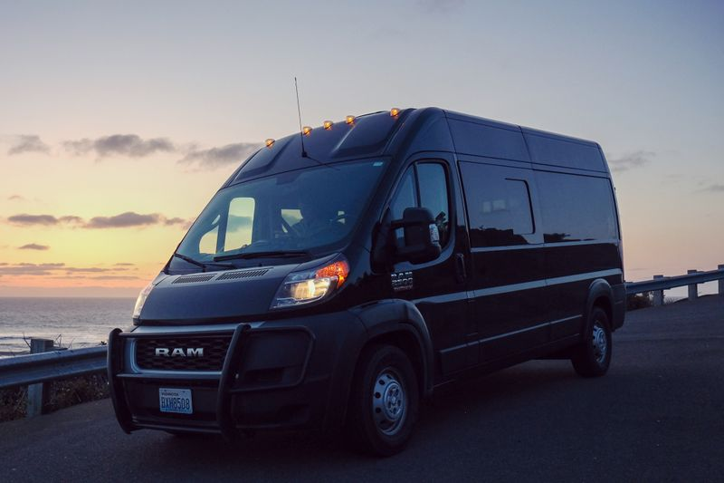 Picture 1/13 of a 2020 Ram Promaster Conversion Camper Van for sale in Bellingham, Washington