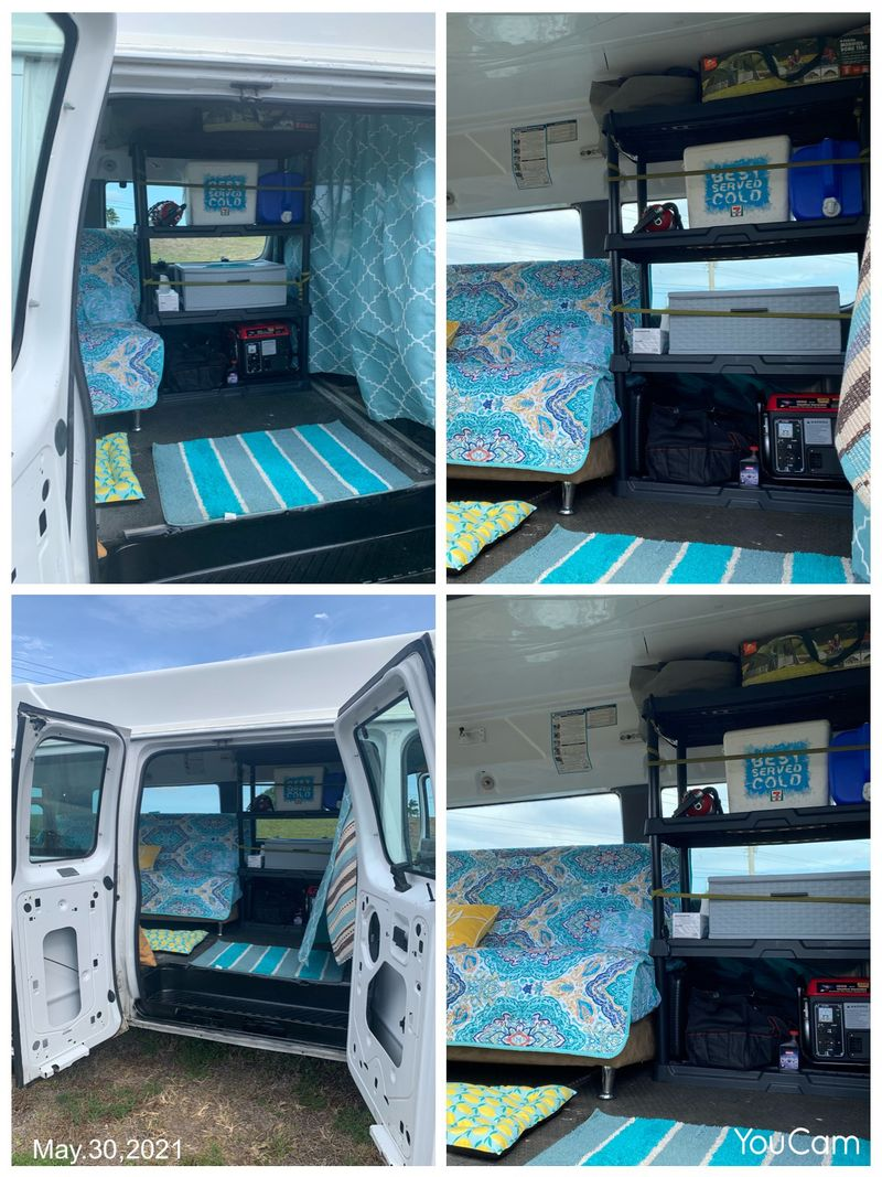 Picture 4/11 of a 2007 Ford E-250 Camper/ Van for sale in Hollywood, Florida