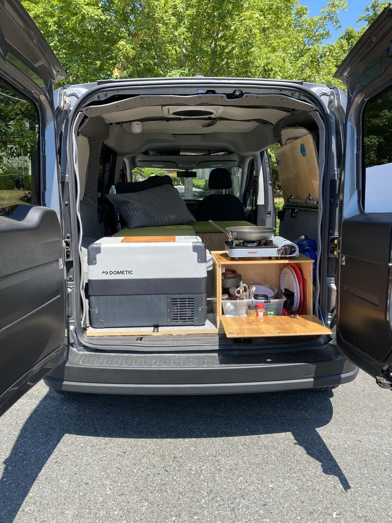 Picture 5/16 of a 2019 RAM Promaster City Camper Van for sale in Seattle, Washington