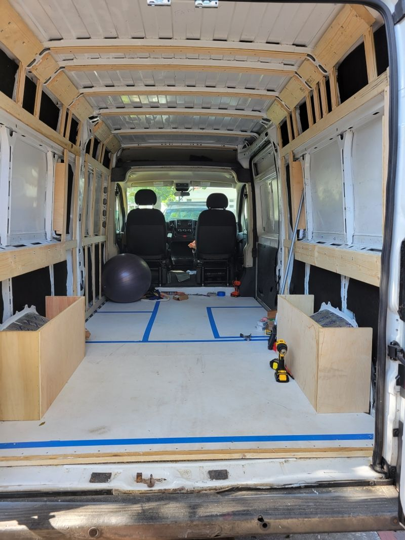 Picture 2/14 of a Promaster 2500 for sale in Orlando, Florida