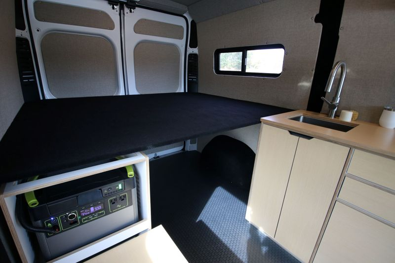 """Picture 2/13 of a The Vansmith- 136"""" Ram Promaster Conversion for sale in Boulder, Colorado"""