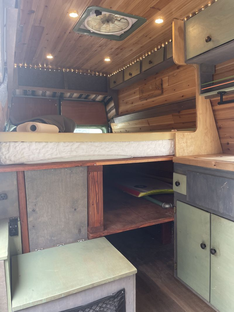 Picture 5/33 of a Fully built campervan, with remanufactured engine  for sale in Steamboat Springs, Colorado