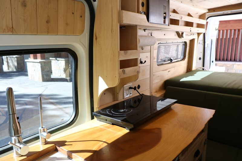 Picture 2/24 of a 2019 Promaster 2500 - custom camper van for sale in Providence, Rhode Island