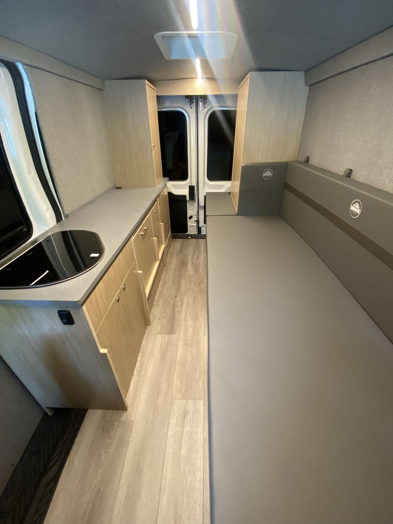 Picture 3/14 of a 2021 Ford Transit by Voyager Conversions for sale in Villa Ridge, Missouri
