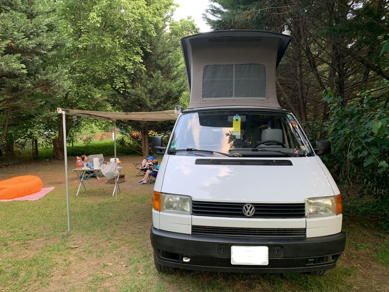 Picture 2/17 of a 1992 Volkswagen T4 California (Euro Spec) for sale in Waterford, Virginia