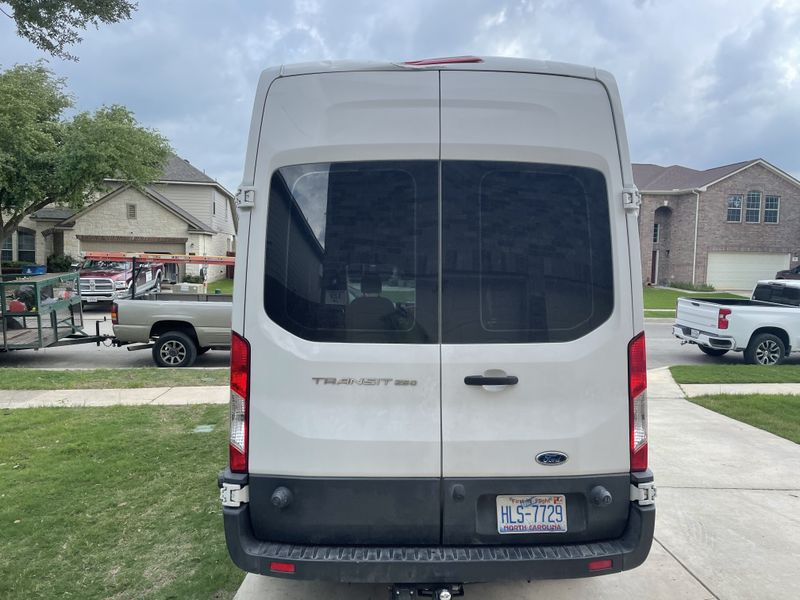 """Picture 4/12 of a 2017 Ford Transit 250 LWB, 148"""" high roof 3 Door for sale in San Antonio, Texas"""