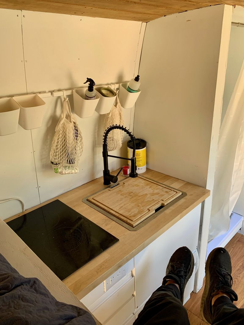 Picture 2/8 of a DIY sprinter campervan for sale for sale in South Lake Tahoe, California
