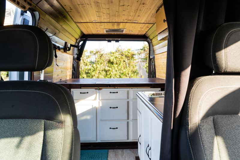 Picture 3/22 of a 2014 Dodge Ram Promaster 2500 for sale in San Diego, California