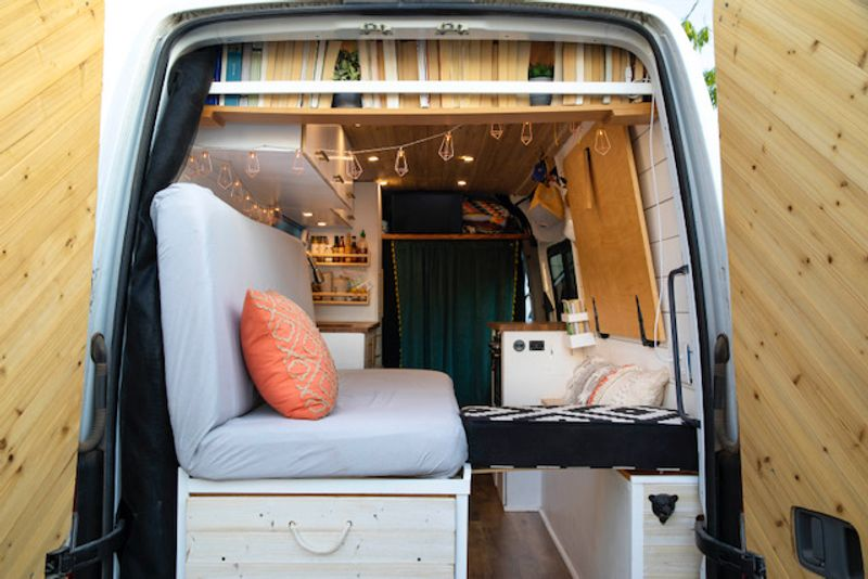 Picture 2/20 of a 2014 Fully Converted Sprinter Van for sale in Weatherford, Texas