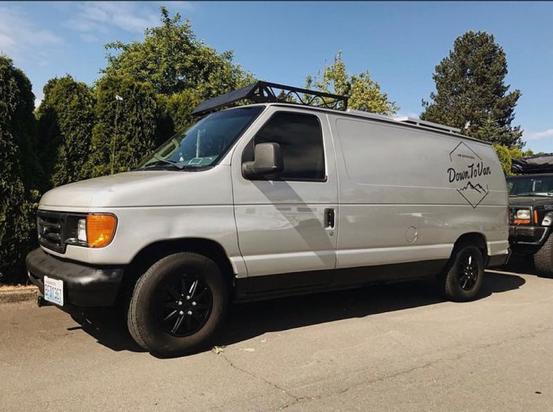 Picture 1/28 of a 2003 Ford E-150 Camper Van for sale in Carlsbad, New Mexico
