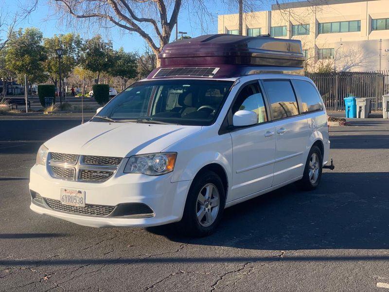 Picture 6/19 of a 2012 Dodge Caravan SXT Camper Van Converted Mini RV for sale in Martinez, California