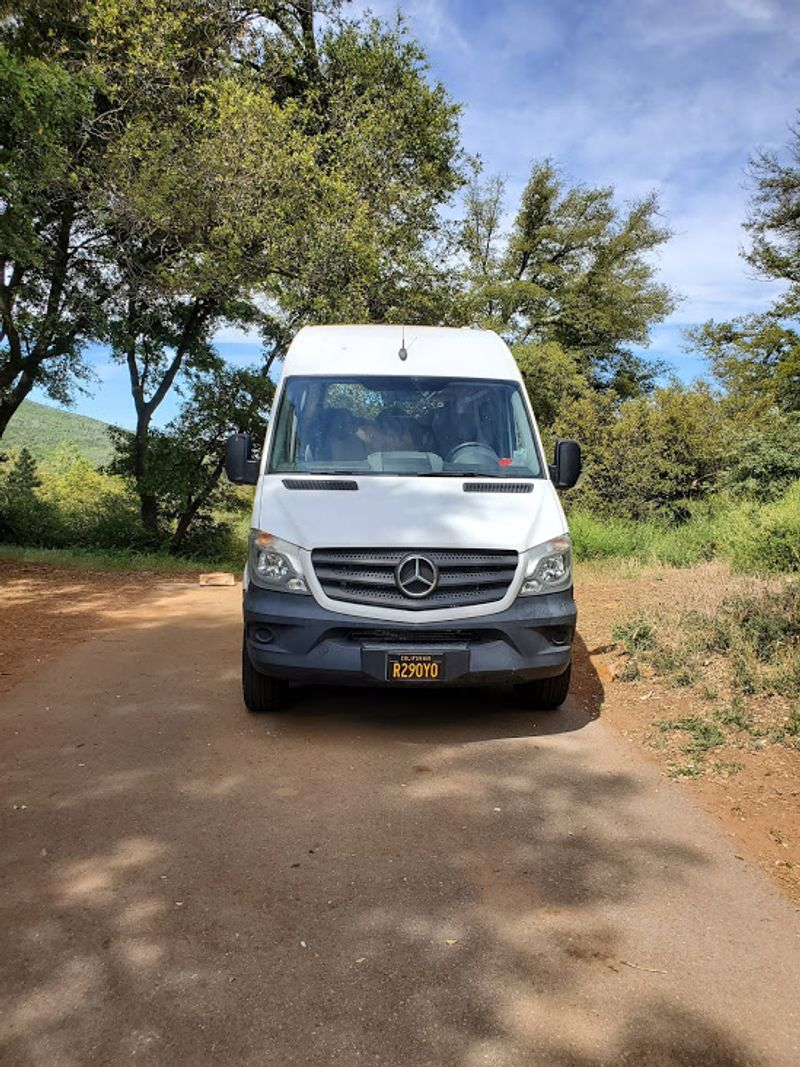 Picture 2/19 of a 2017 Mercedes Sprinter 2500 Camper Van  for sale in San Diego, California