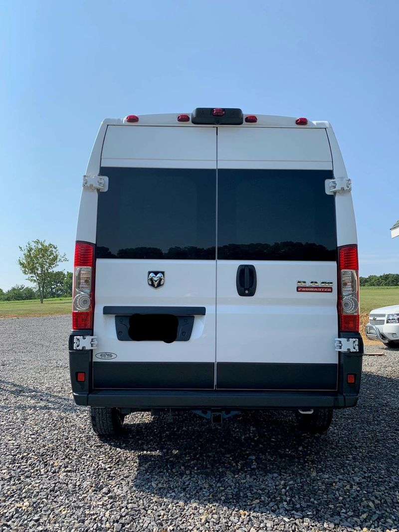 """Picture 6/27 of a 2019 Promaster 2500 159"""" High Roof van """"Jack"""" for sale in Millerstown, Pennsylvania"""