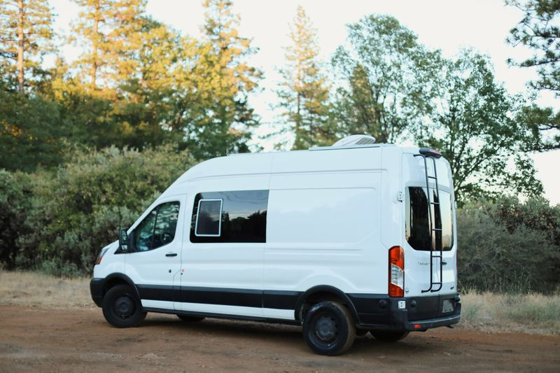 Picture 2/19 of a 2019 Ford Transit 250 High Roof with Warranty  for sale in Sacramento, California