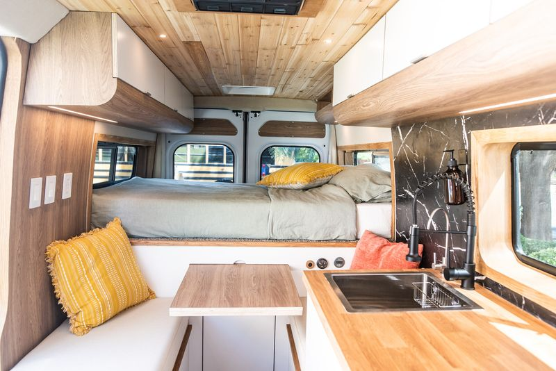 Picture 2/28 of a Sarah - The home on wheels by Mybushotel for sale in North Las Vegas, Nevada