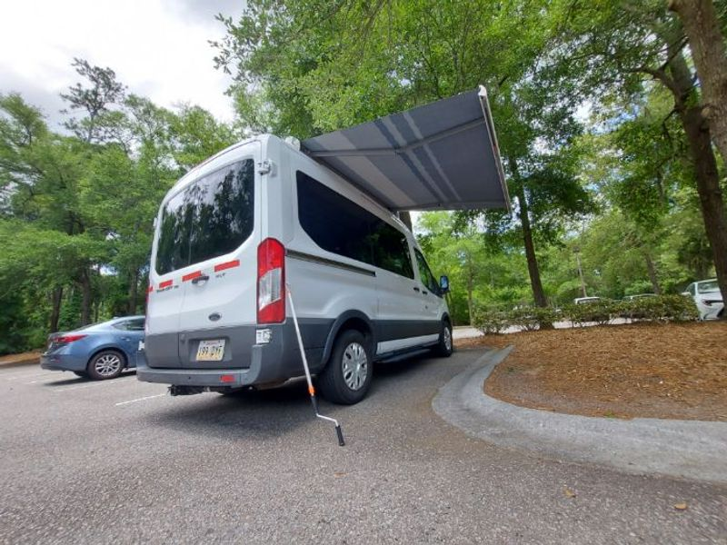 Picture 6/26 of a Ready for Travel 2015 Ford Transit Van Camper for sale in Bluffton, South Carolina