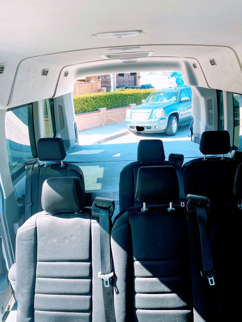 Picture 3/12 of a 2019 Ford Transit Mid-Roof Conversion Van EcoBoost for sale in Huntington Beach, California