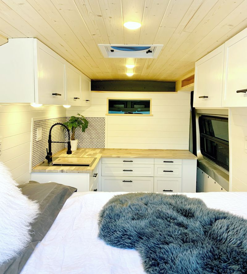 Picture 1/9 of a Spectacular 3-Passenger Camper in a 2014 Promaster for sale in Buffalo, New York