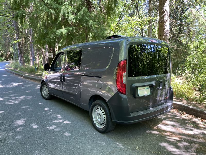 Picture 3/16 of a 2019 RAM Promaster City Camper Van for sale in Seattle, Washington