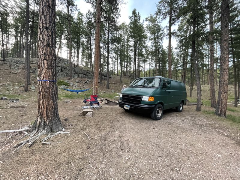 Picture 6/6 of a Modern Campervan Conversion for sale in Sioux Falls, South Dakota