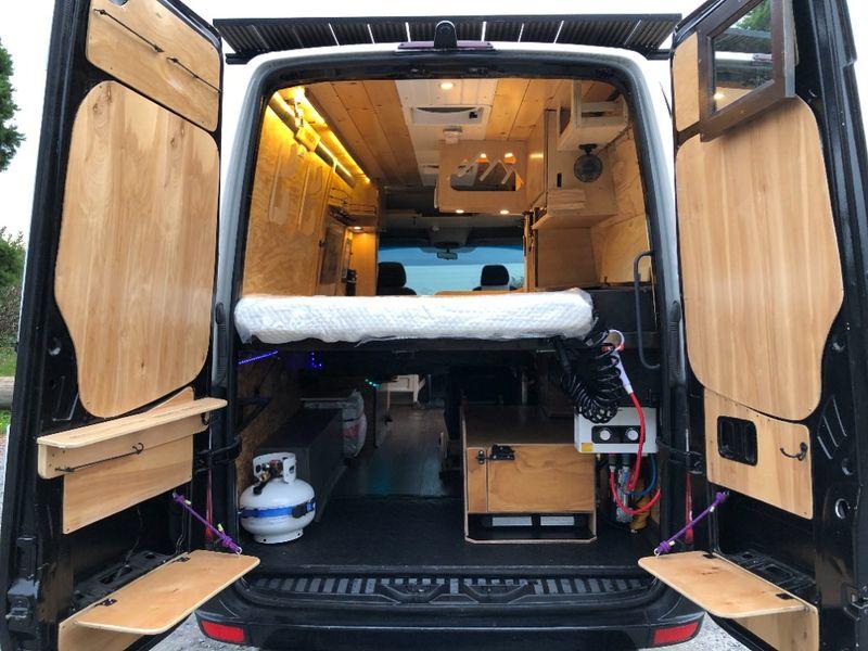 Picture 3/15 of a Sprinter Campervan - Hot Shower & More for sale in Bellingham, Washington