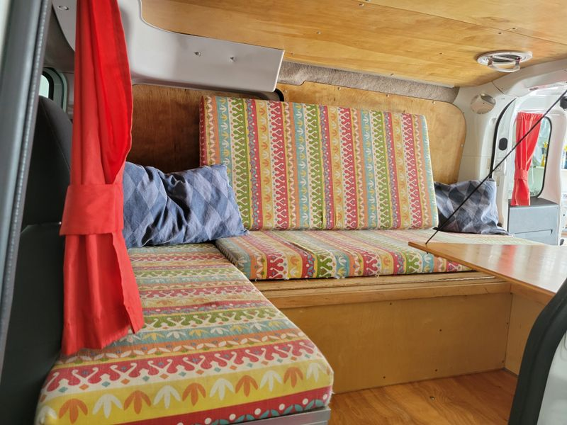 Picture 4/8 of a 2016 Promaster City Camper Van for sale in Littleton, Colorado