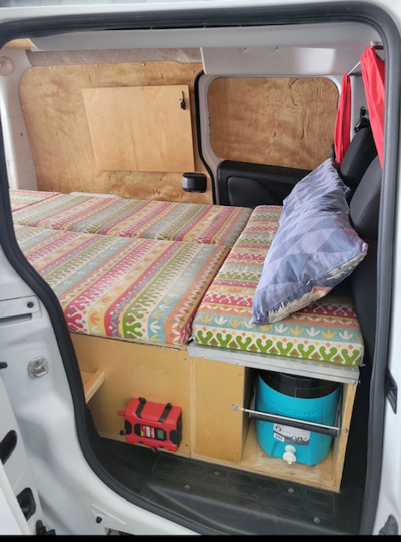 Picture 3/8 of a 2016 Promaster City Camper Van for sale in Littleton, Colorado