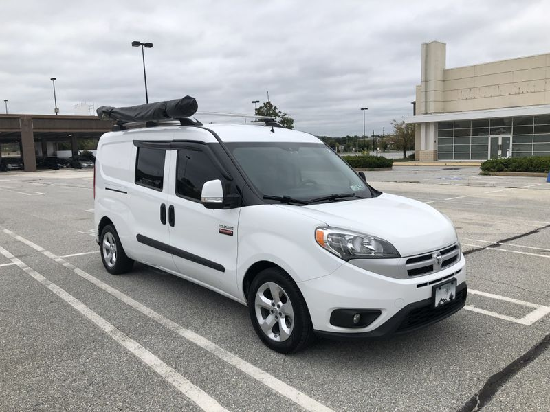 Picture 3/25 of a 2015 ProMaster City SLT Wagon Campervan for sale in Exton, Pennsylvania