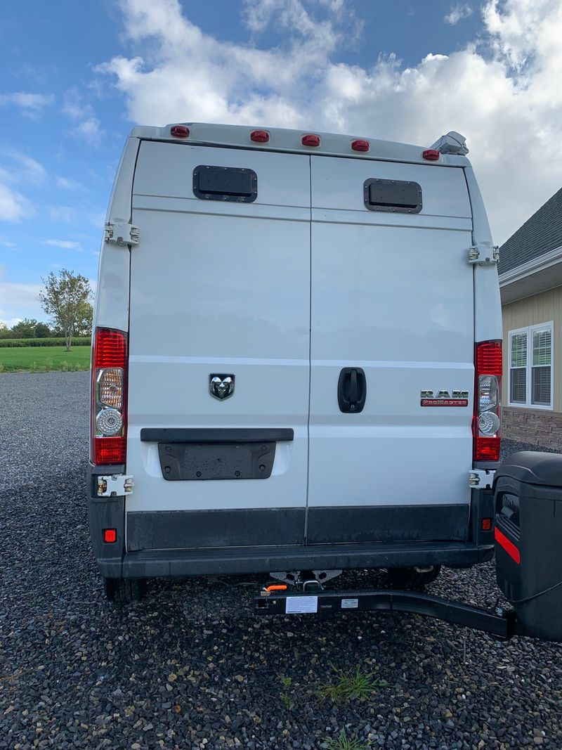 """Picture 4/19 of a 2014 Dodge Promaster 2500 136"""" High Roof (Shorty) for sale in Millerstown, Pennsylvania"""