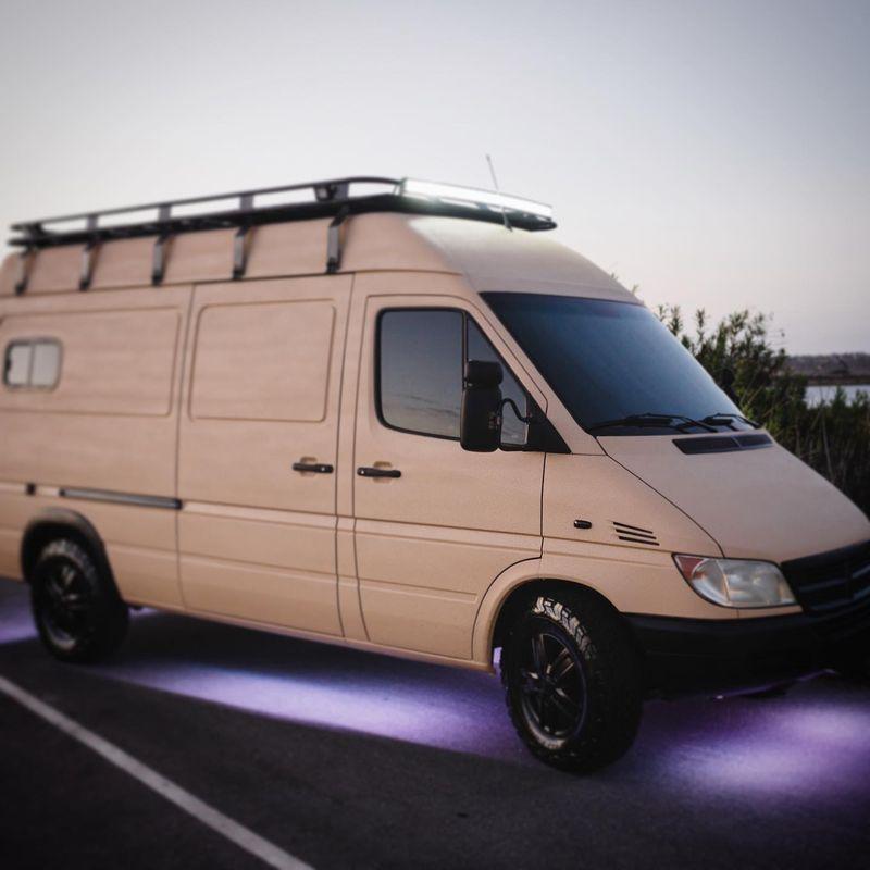 Picture 3/31 of a Brand new Sprinter conversion for sale in Huntington Beach, California