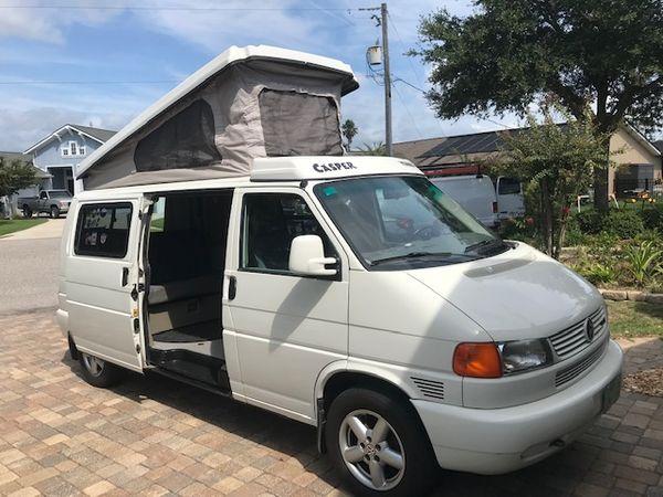 Photo of a campervan for sale: (SOLD) 1997 VW Eurovan full camper