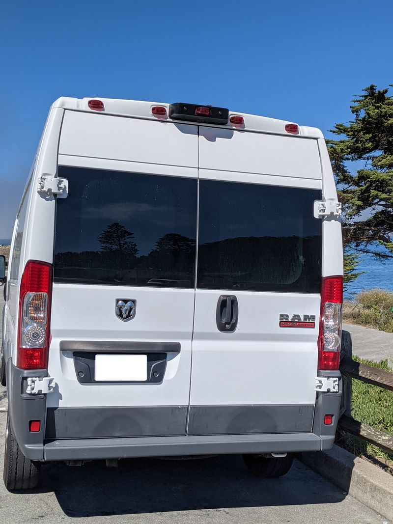 Picture 2/10 of a 2018 Ram ProMaster 2500 for sale in Monterey, California