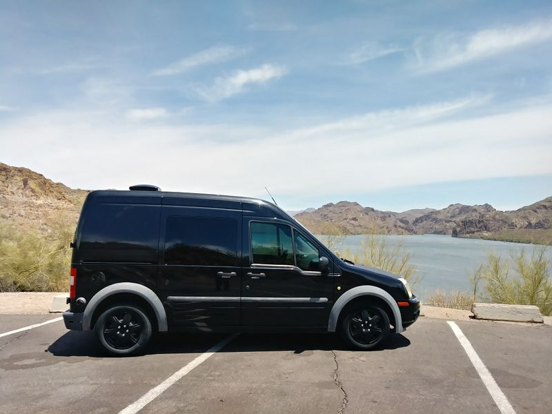 Picture 1/16 of a 2010 Ford Transit Connect Camper Van for sale in Mesa, Arizona