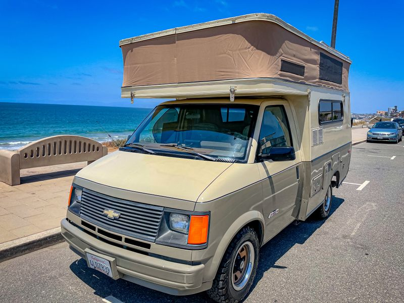 Picture 1/19 of a 1989 Tiger Pro Van GT for sale in Redondo Beach, California