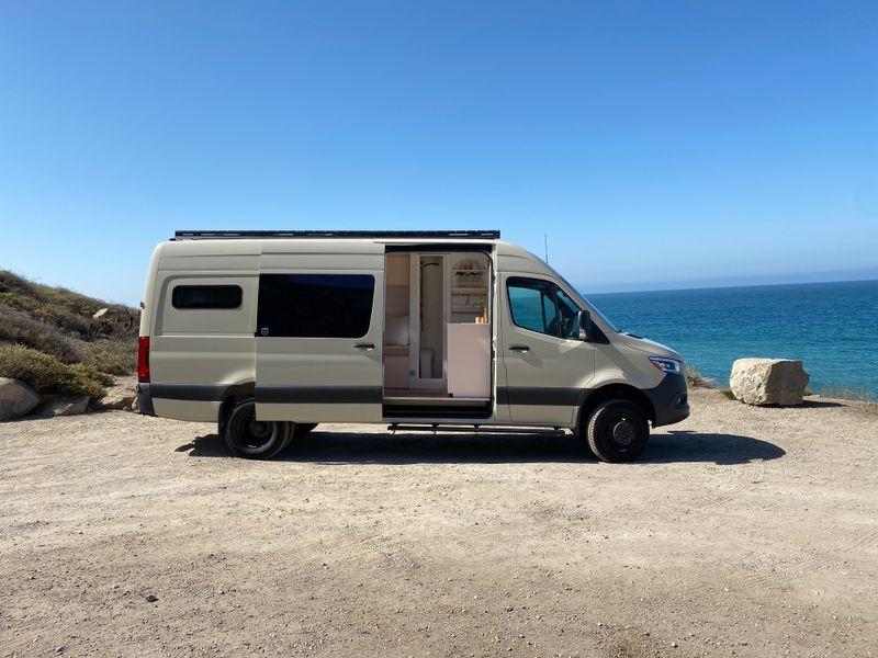 "Picture 3/45 of a 2019 Sprinter 170"" 4X4 3500 Dually for sale in Malibu, California"