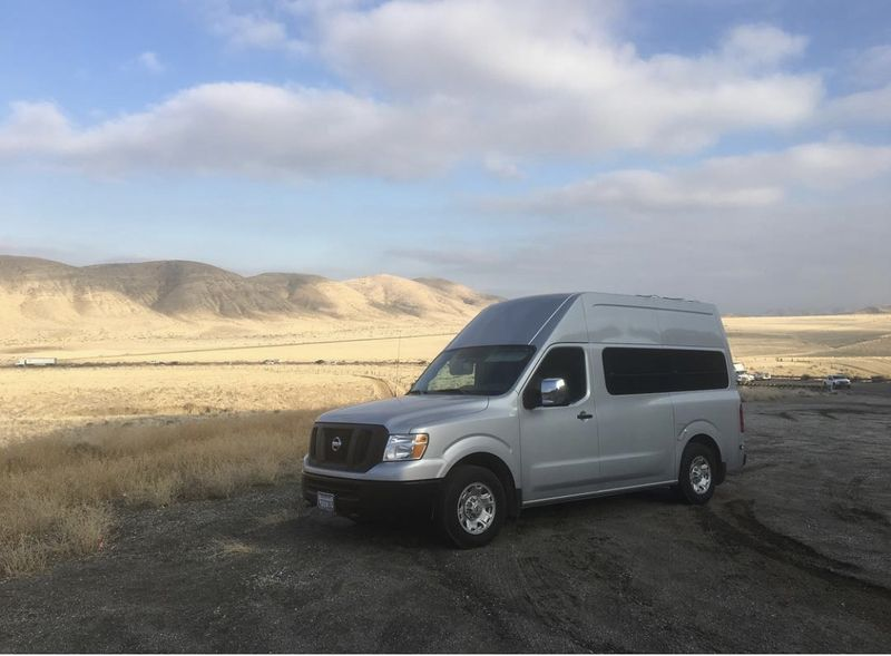 Picture 2/10 of a 2017 Nissan NV 2500 High Roof Converted Van for sale in Winsted, Connecticut
