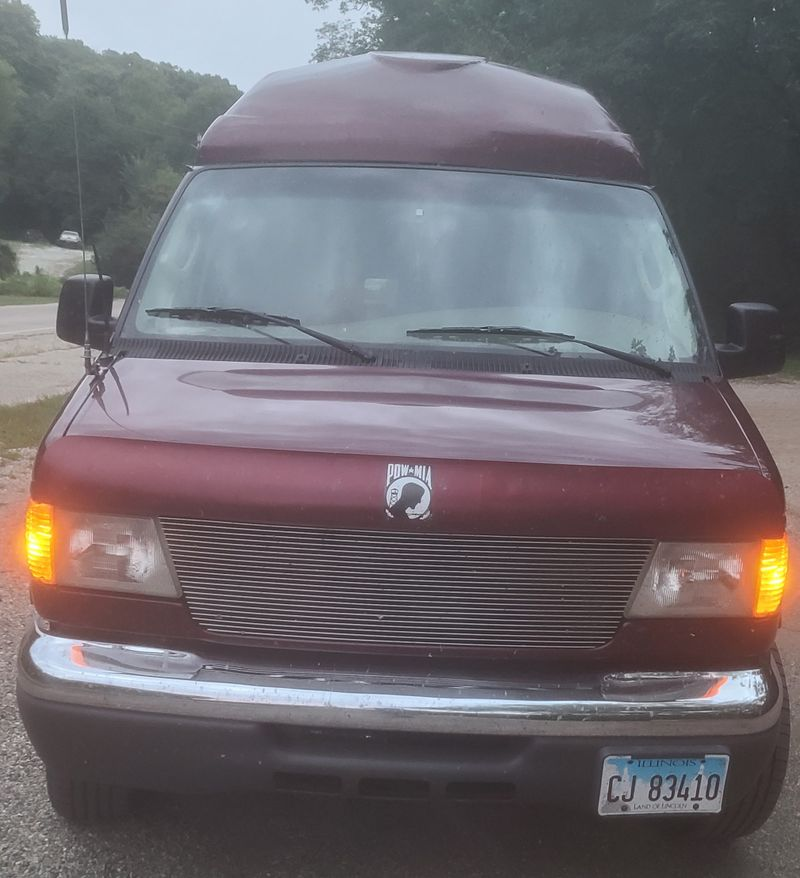 Picture 3/31 of a 2006 Ford E350 6.0L Diesel Ext Camper Van for sale in Decatur, Illinois