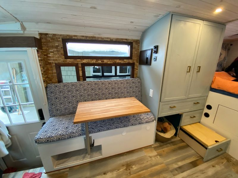 Picture 3/7 of a New Build 2012 Chevy Diesel Off-Grid Tiny Home OBO for sale in Boulder, Colorado