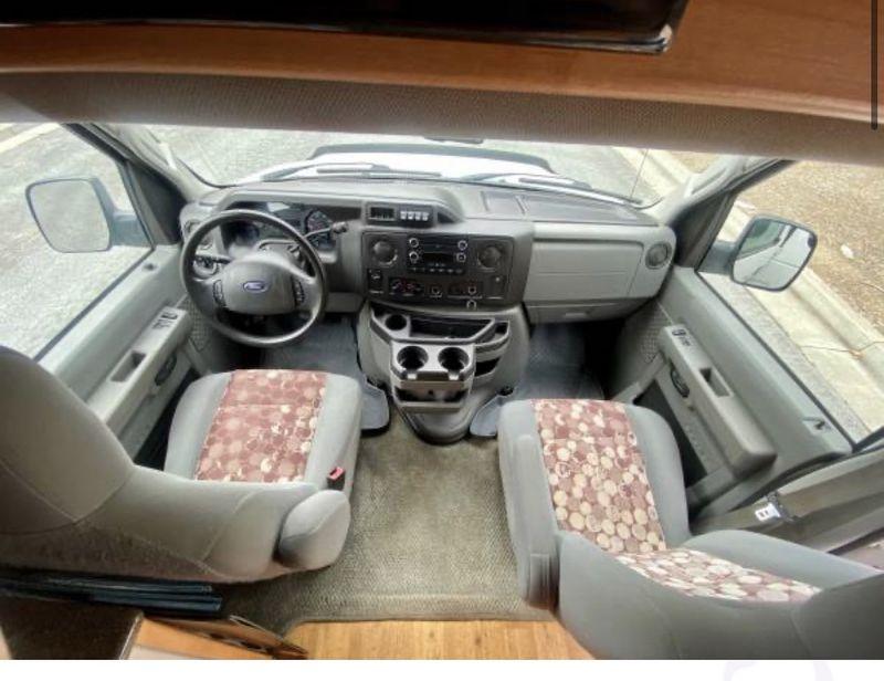 Picture 5/24 of a 2009 Ford E250 for sale in Stockton, California
