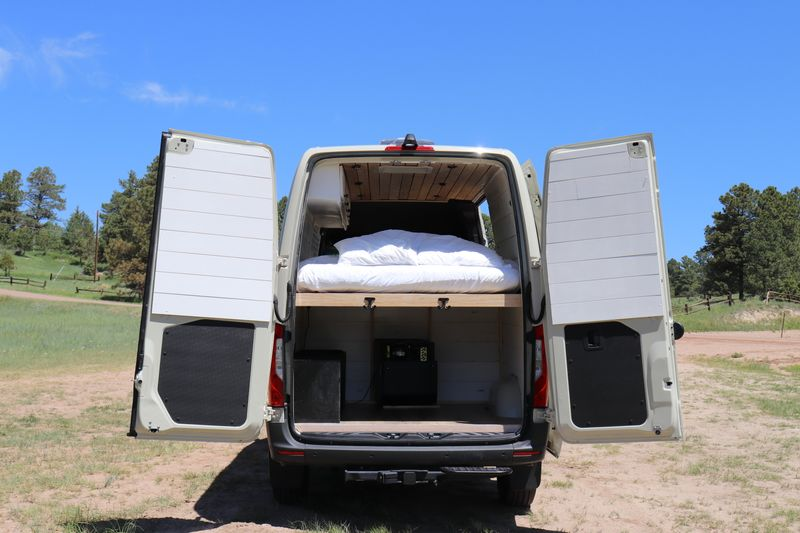 Picture 5/21 of a 2020 Mercedes Sprinter 2500 for sale in Parker, Colorado