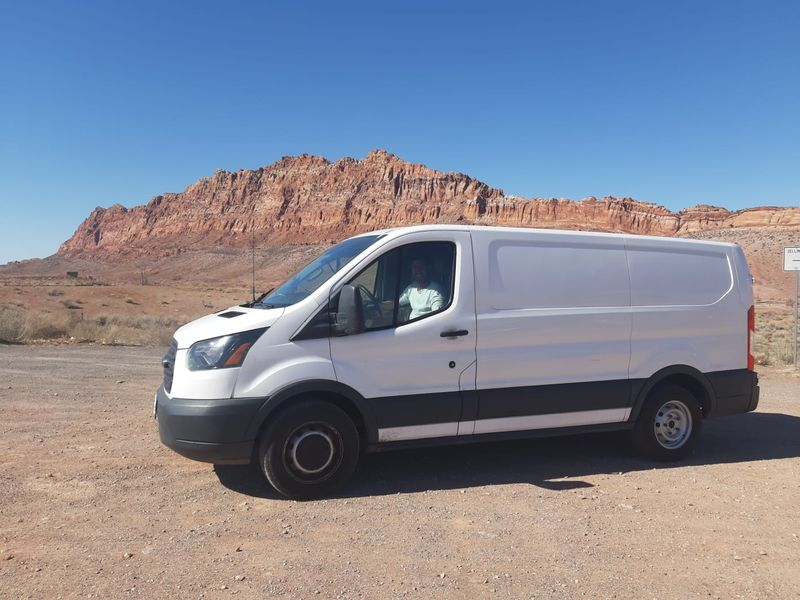 Picture 1/11 of a 2016 Ford Transit Campervan for sale in Los Angeles, California