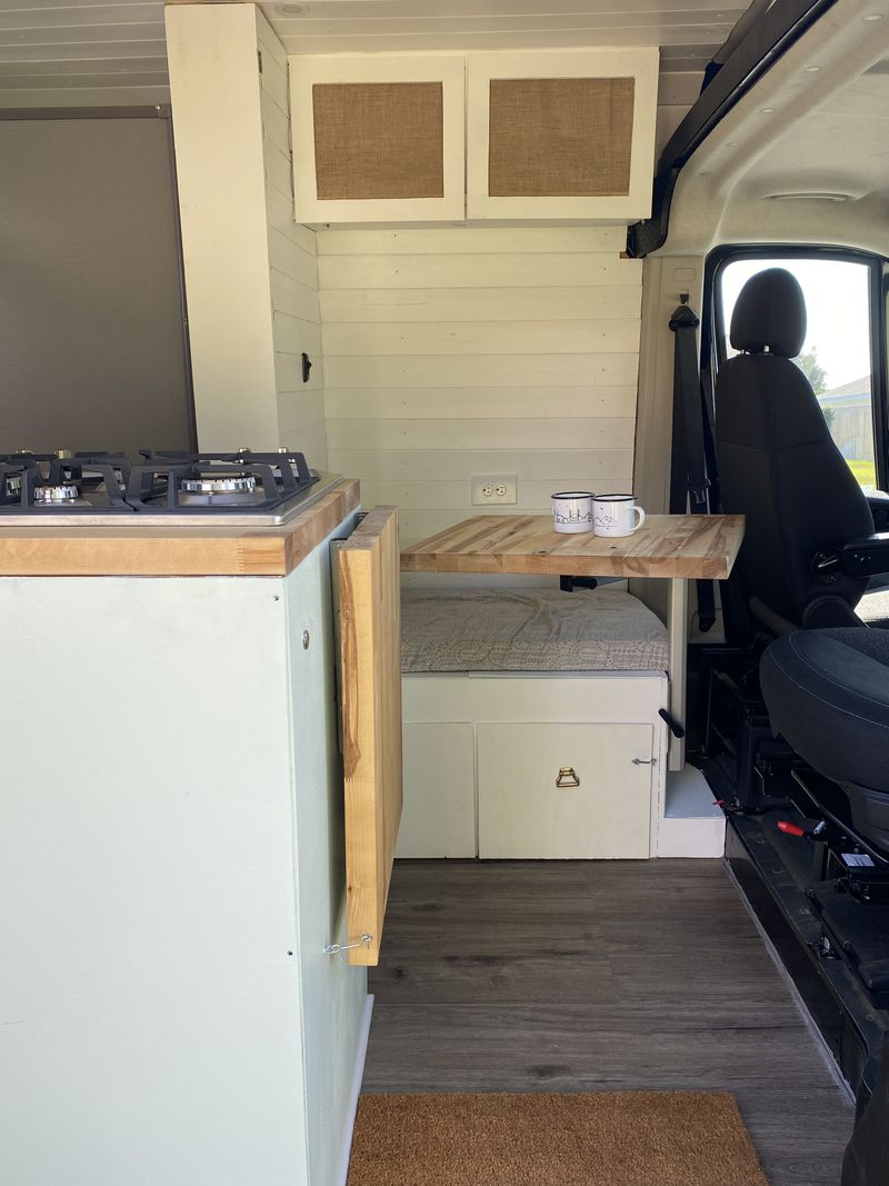 Picture 5/17 of a 2018 Ram Promaster  for sale in San Diego, California