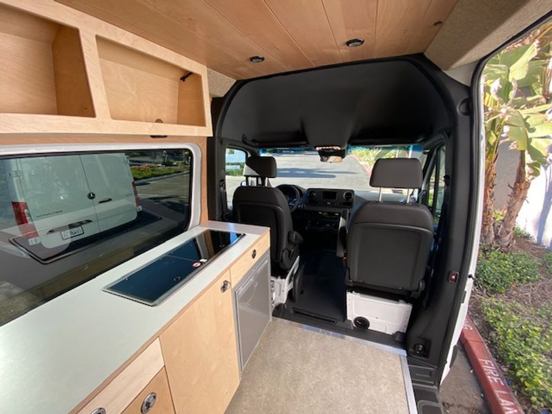 Picture 5/22 of a 2020  144 Sprinter - Master Upfitter conversion.  for sale in San Francisco, California