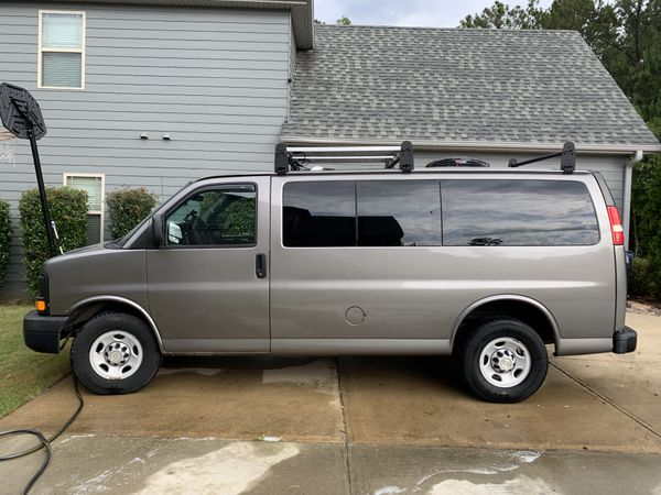 Photo of a campervan for sale: (SOLD) 2012 Chevy Express 2500  Campervan (4.8L)