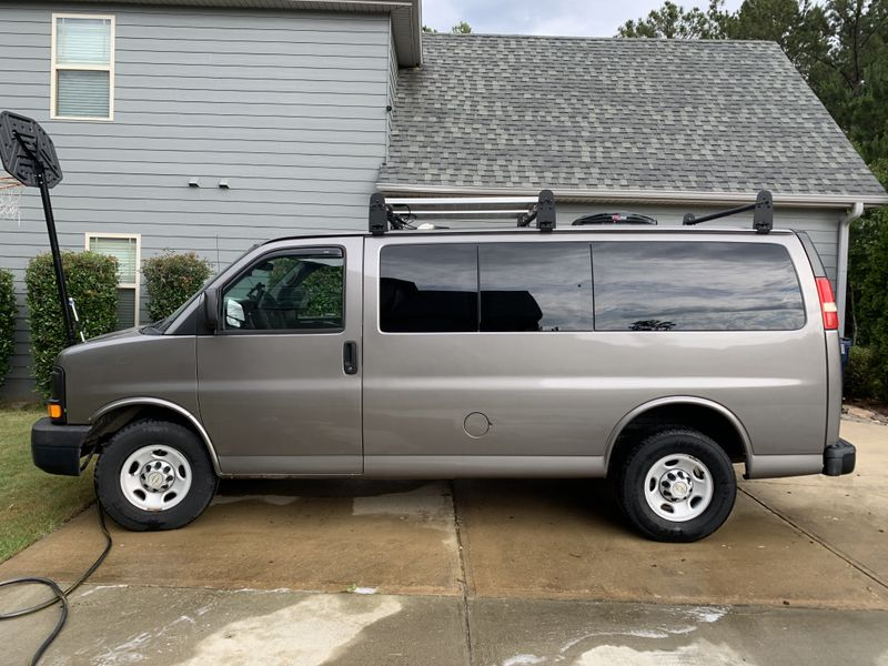 Picture 1/23 of a 2012 Chevy Express 2500  Campervan (4.8L) for sale in Auburn, Alabama
