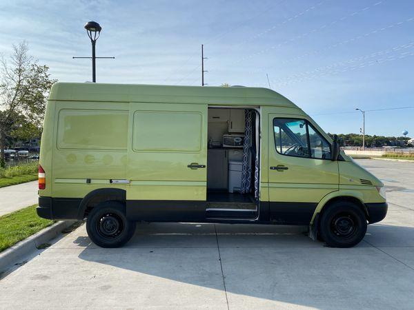 Photo of a campervan for sale: (SOLD) Dodge Sprinter *Mercedes Diesel Low Miles*