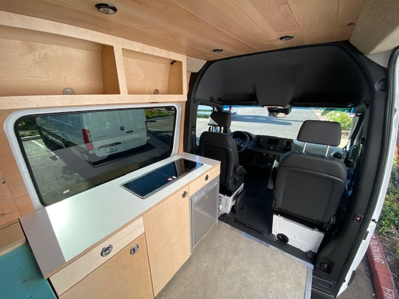 Picture 6/22 of a 2020  144 Sprinter - Master Upfitter conversion.  for sale in San Francisco, California