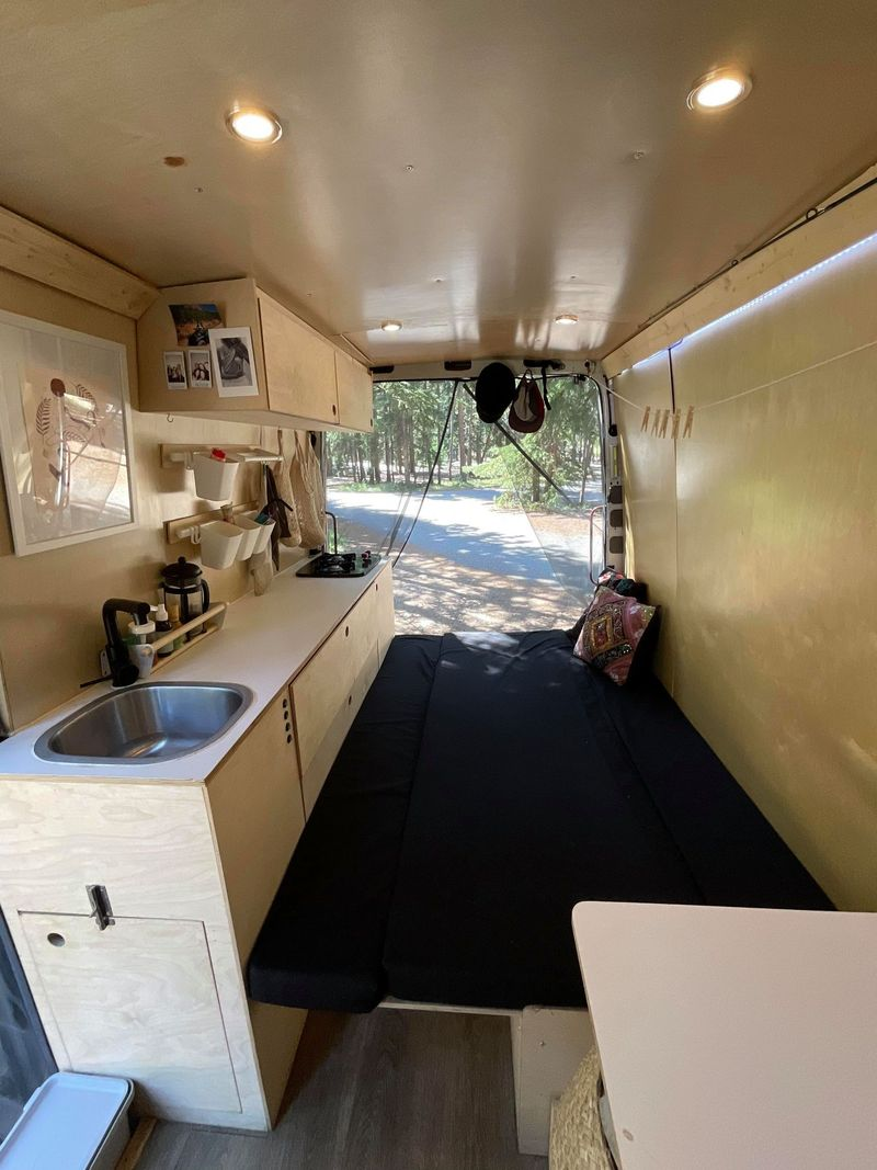 Picture 2/8 of a Dodge Sprinter Camper van for sale in Rexford, Montana